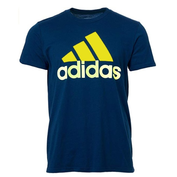 adidas Other - Adidas Go To Tee BADGE OF SPORT CLASSIC T-shirt